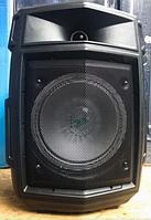 PA аудіо система колонка HBPC816 | Професійна акустична потужна колонка | Музична колонка