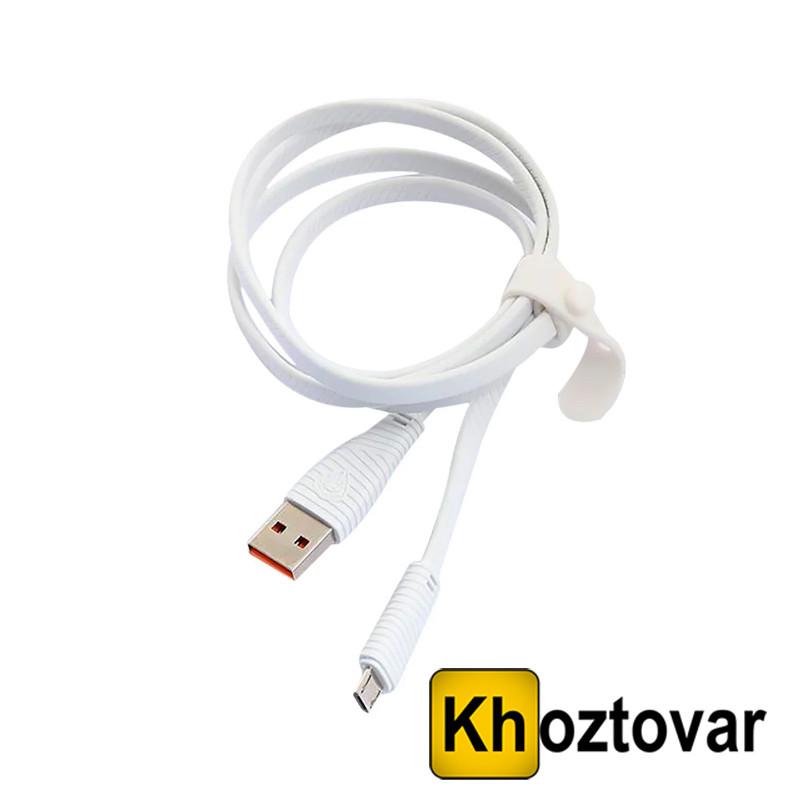 Кабель USB Micro Lenyes LC-101 | 1 м