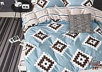 Комплект постільної білизни САТИН-ТВІЛ двоспальний 242