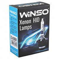 Лампы ксенон WINSO D2S 6000K, 85V, 35W PK32d-2 (к-т 2шт.)