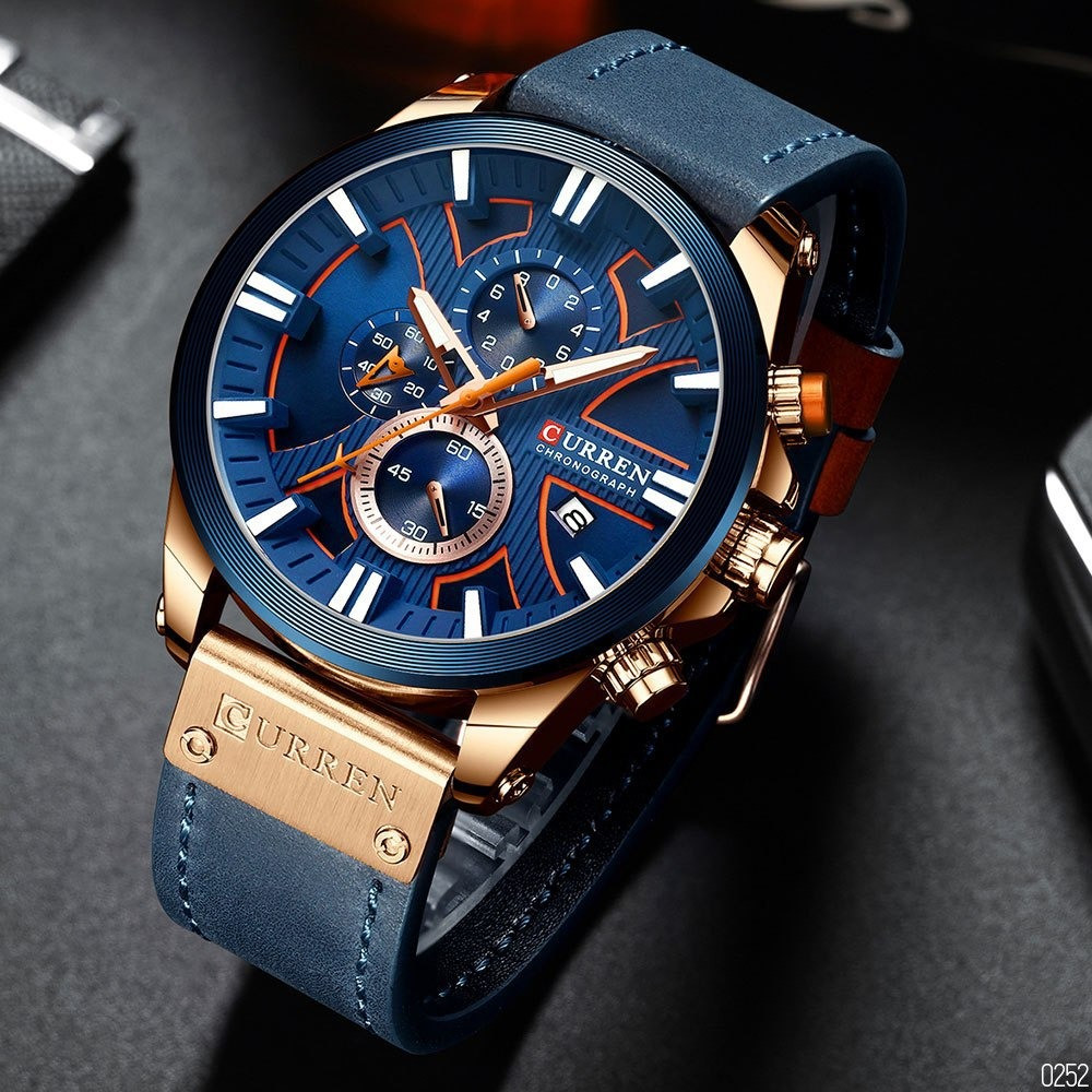 Чоловічий годинник модель Curren8346