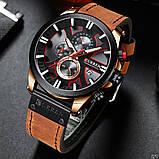 Чоловічий годинник модель Curren8346, фото 4
