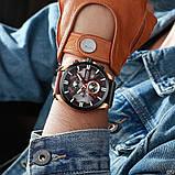 Чоловічий годинник модель Curren8346, фото 5