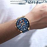 Чоловічий годинник модель Curren8346, фото 3