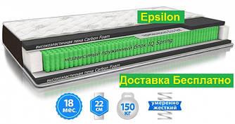 Матрац Sleep & Fly Epsilon Organic. Матрац Епсилон.