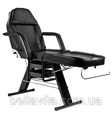 Косметологічне крісло - кушетка Black, фото 3