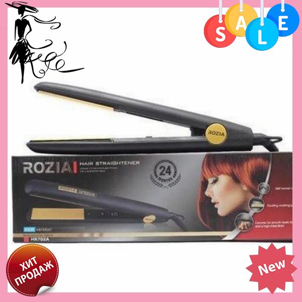 Утюжок Rozia HR 702 | Выпрямитель для волос