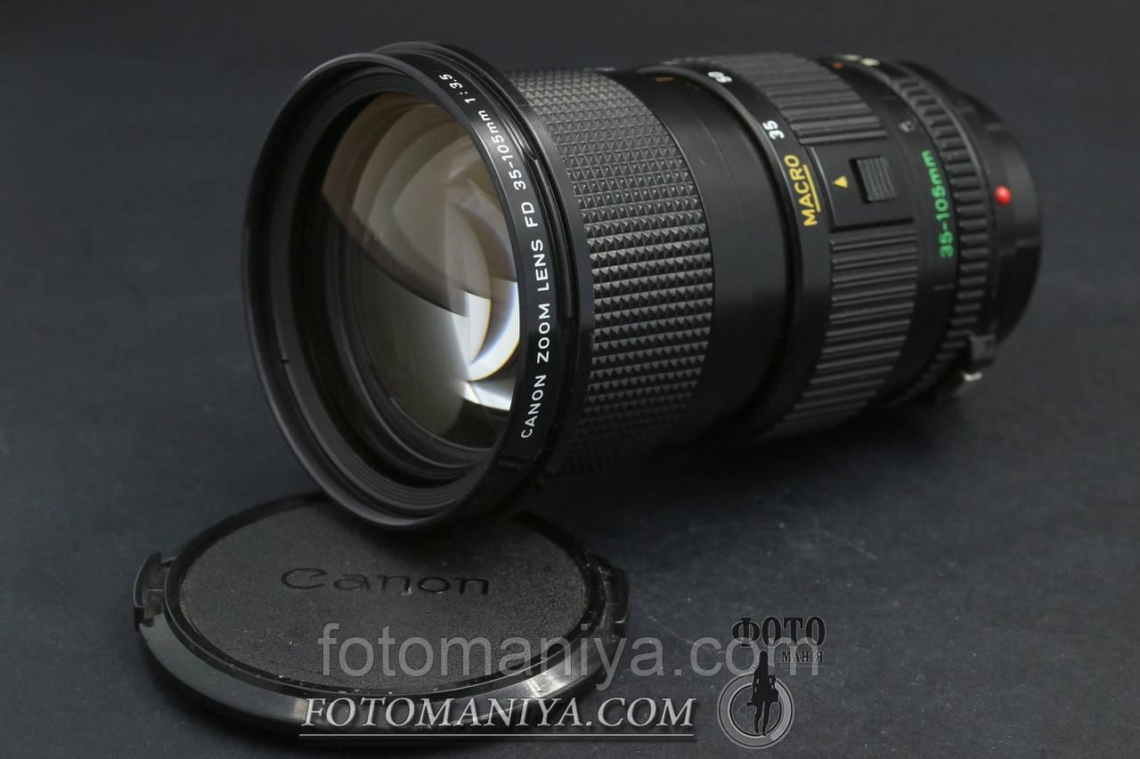 Canon nFD 35-105mm f3.5