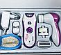 Женский эпилятор многофункциональный Kemei TMQ-KM 3066-X | электробритва пемза, фото 3