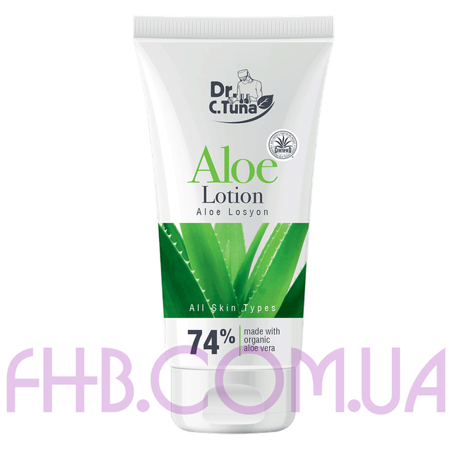 Dr. C. Tuna Aloe Lotion 200 ml