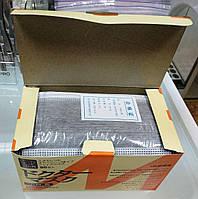 Маски 4-х слойные 50шт./упаковка. С активированным углем Серая
