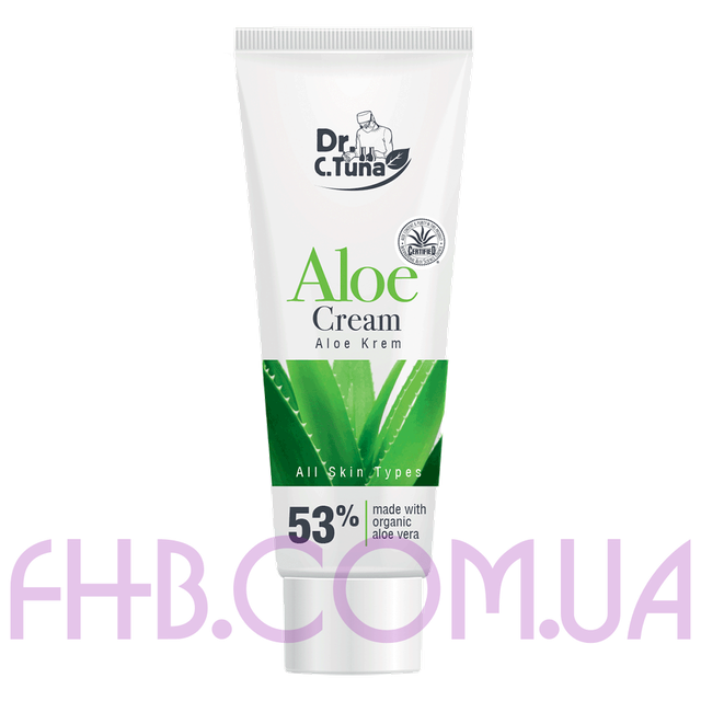Dr. C. Tuna Aloe Cream 50 ml