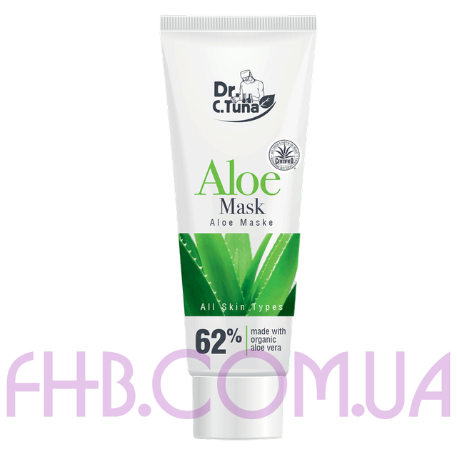 Dr. C. Tuna Aloe Mask 50 ml