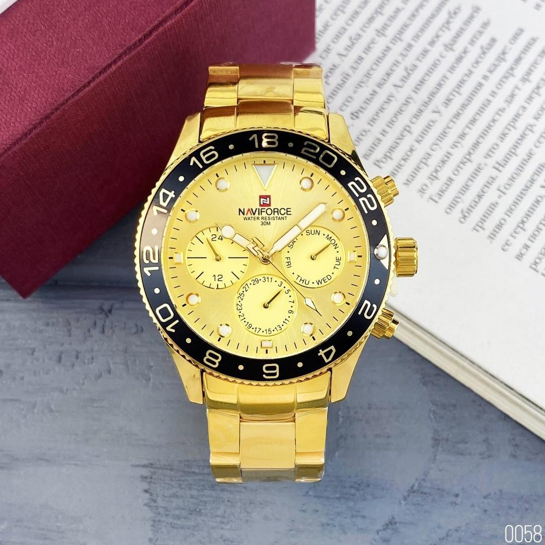 Мужские часы купить Naviforce NF9148 заказать интернет магазин