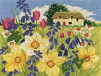 Набор для вышивания ДМС Цвет весны BK1676