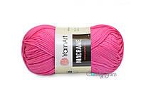 YarnArt Macrame, Ярко-розовый №140