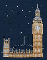 Набор для вышивания ДМС Лондон ночью BK1723