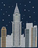 Набор для вышивания ДМС Нью-Йорк ночью BK1724