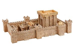 Конструктор из кирпичиков Храм в Иерусалиме | 1500 деталей | Країна замків та фортець (Україна)