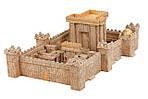 Керамический конструктор из кирпичиков Храм в Иерусалиме 1500 деталей Країна замків та фортець (Україна), фото 2