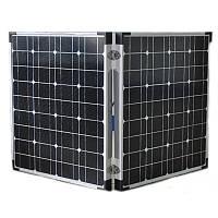 Зарядное устройство на солнечных батареях Sinosola SAF-100W, MPPT controller