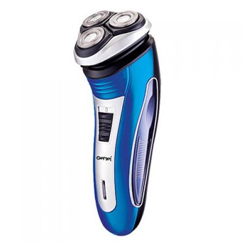 Профессиональная мужская электробритва Gemei GM 7090 | Машинка для стрижки триммер