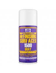 Грунтовка СПРЕЙ  Mr.Finishing Surfacer 1500 Grey 170мл