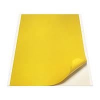 Листовой двухсторонний скотч на нетканой основе 18204 Tissue,  240мм х 350мм