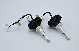 X3-H27 standart LED лампы головного света/9-32v/6000Lm/6500K/1шт