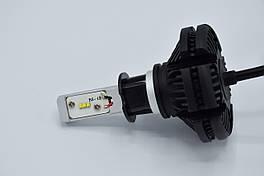 X3-H3 standart LED лампы головного света/9-32v/6000Lm/6500K/1шт