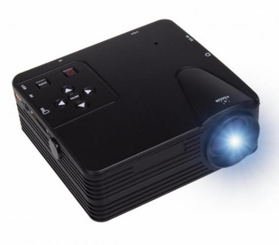 Проектор портативный мультимедийный H80 FULL HD