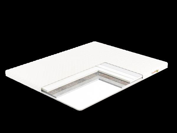 Тонкий матрас Musson Футон-Combo 100x100 см (8251)