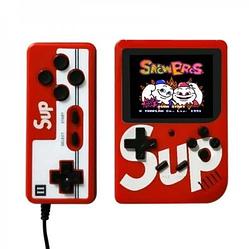 Игровая приставка SUP 400 игр и джойстик | Портативная dendy