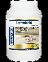 Средство в порошке для химчистки ковров, мебели Формула 90 (Formula 90 powder) 1 кг.