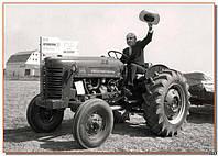 Пришло время покупать трактор!