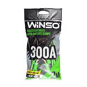 Провода прикуривания WINSO 300 А 2 м пакет полиэтилен (138300)
