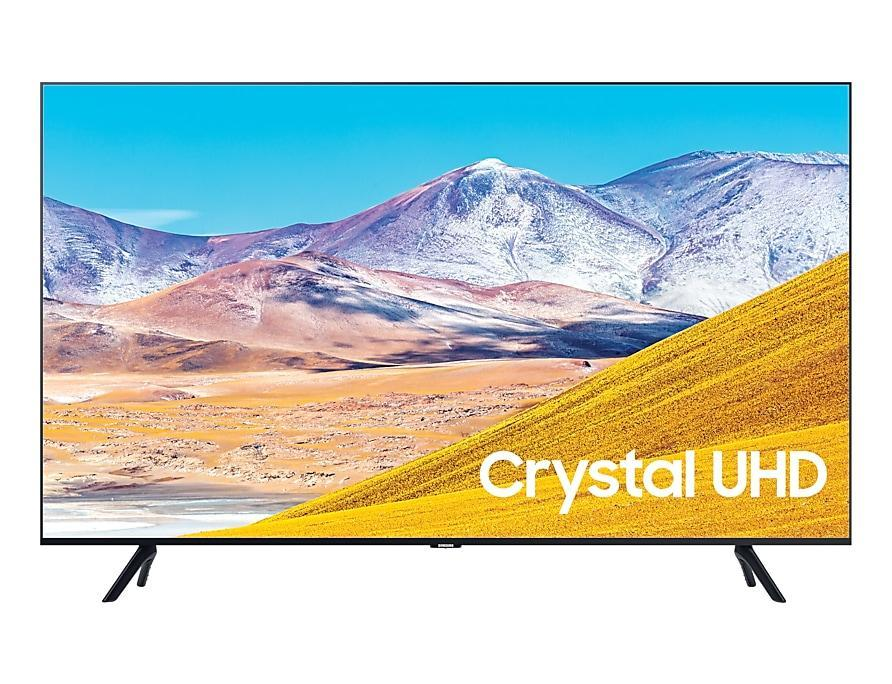 Телевизор Samsung UE50TU8002 (PQI 2100 Гц , 4K UHD, HDR10+, Dolby Digital Plus, ОС Tizen™, DVB-C/T2)