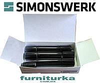 Декоративная накладка №12 на петлю SIMONSWERK серия BAKA 4000 (коричневый)