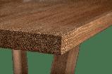 Деревянный стол лофт, фото 3