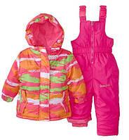 Зимний раздельный комбинезон Little Chill(США) для девочки 12мес