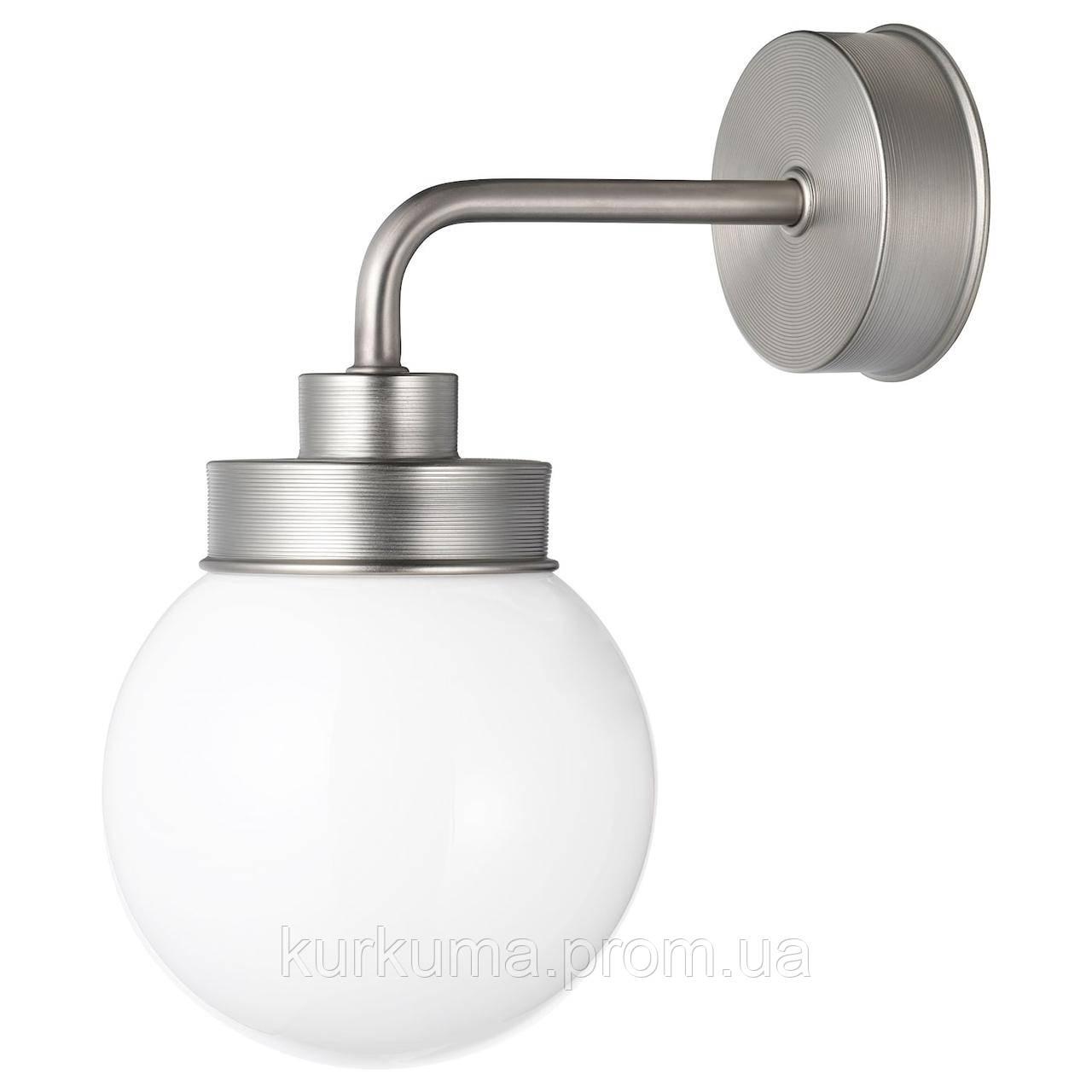 IKEA FRIHULT Настенный светильник, сталь (404.316.01)