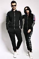 Парные костюмы Бумер черные, фото 1