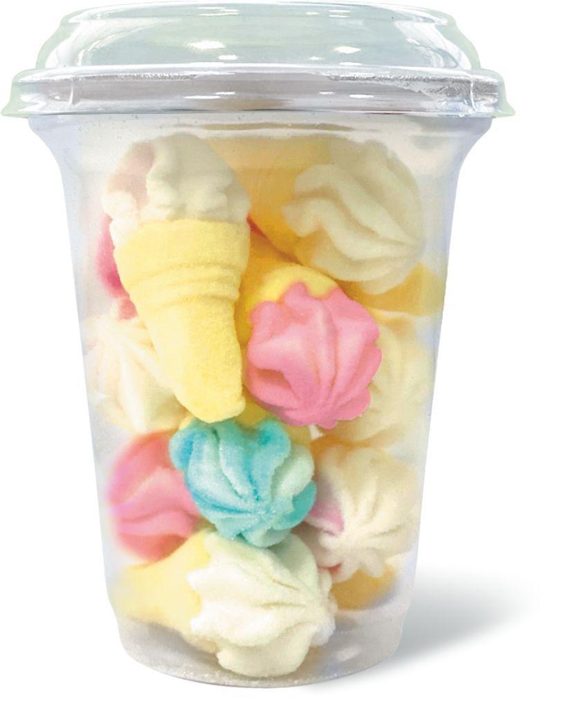 Маршмеллоу / зефир жевательный «Mini ice-cream cones»