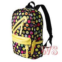 Рюкзаки для девочек Winner Stile 27*13*41 (жёлтый, салатовый, розовый)