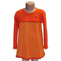 детское оранжевое платье купить нижний тагил