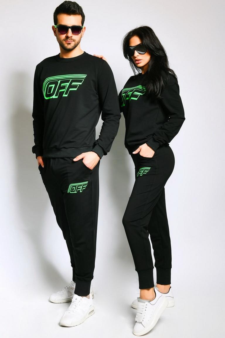 женский спортивный костюм для пары