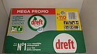 Капсулы для посудомоечной машины Fairy Dreft Platinum All in One 110 шт.