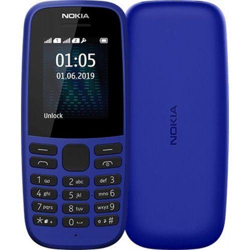 Мобильный телефон Nokia 105 2019 Dual Sim (Blue)