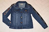 Джинсовые пиджачки для девочек. Размеры 6-16.Фирма S&D.Венгрия