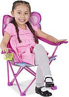 """Раскладной стульчик """"Бабочка Белла"""", Melissa&Doug"""